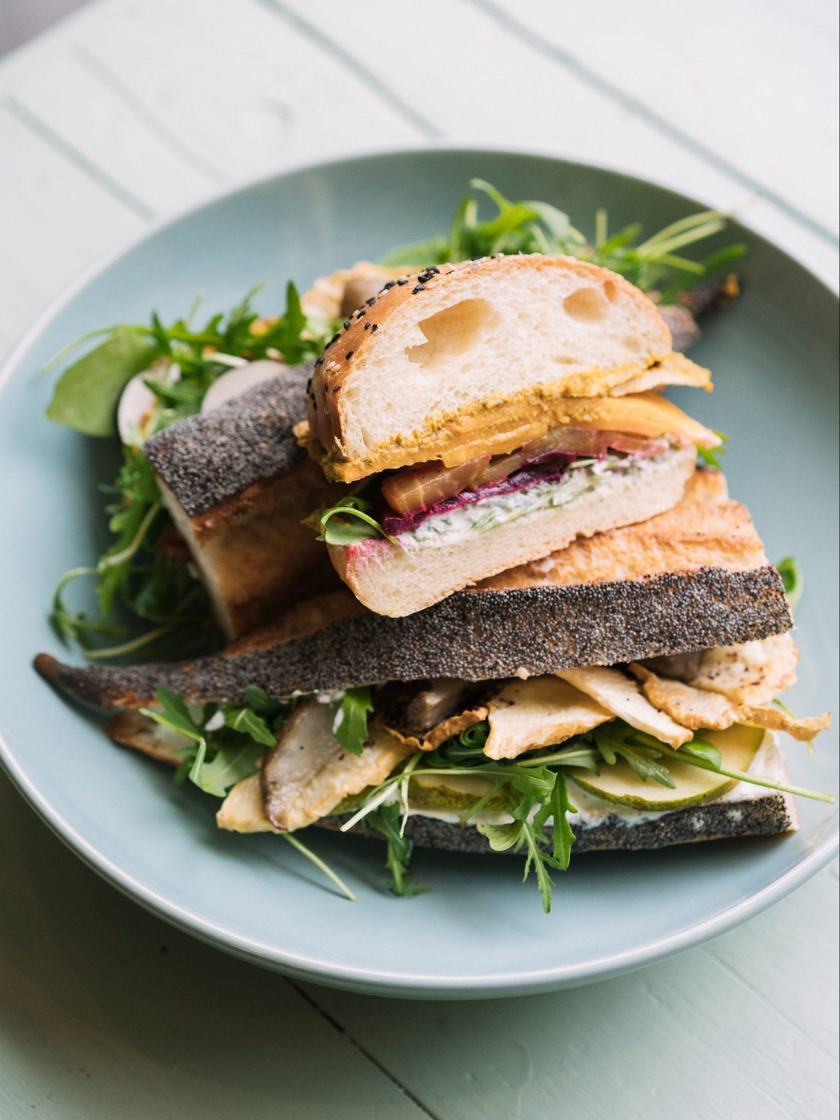 APUS & les cocottes volantes - Sandwich